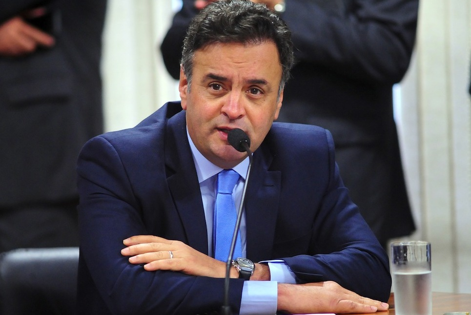 Aécio Neves Senado Federal