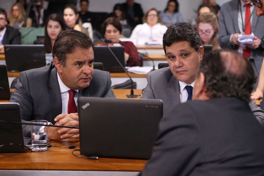Aécio Neves - CCJ
