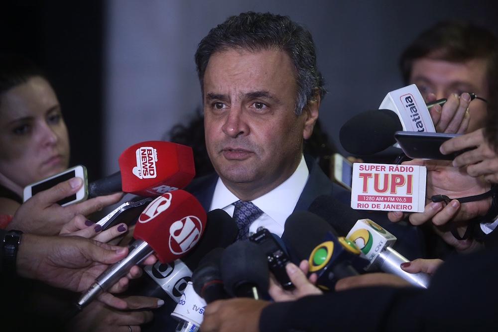 Aécio Neves - Entrevista