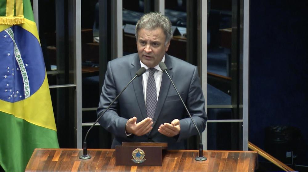 Aécio Neves PEC reforma política
