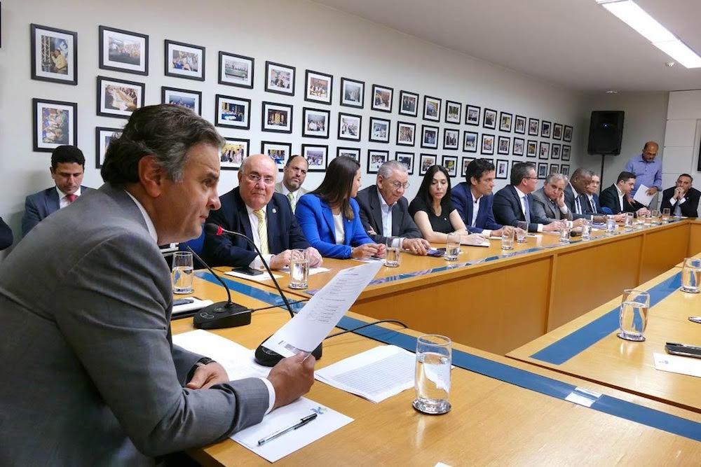 Aécio Presidencia PSDB