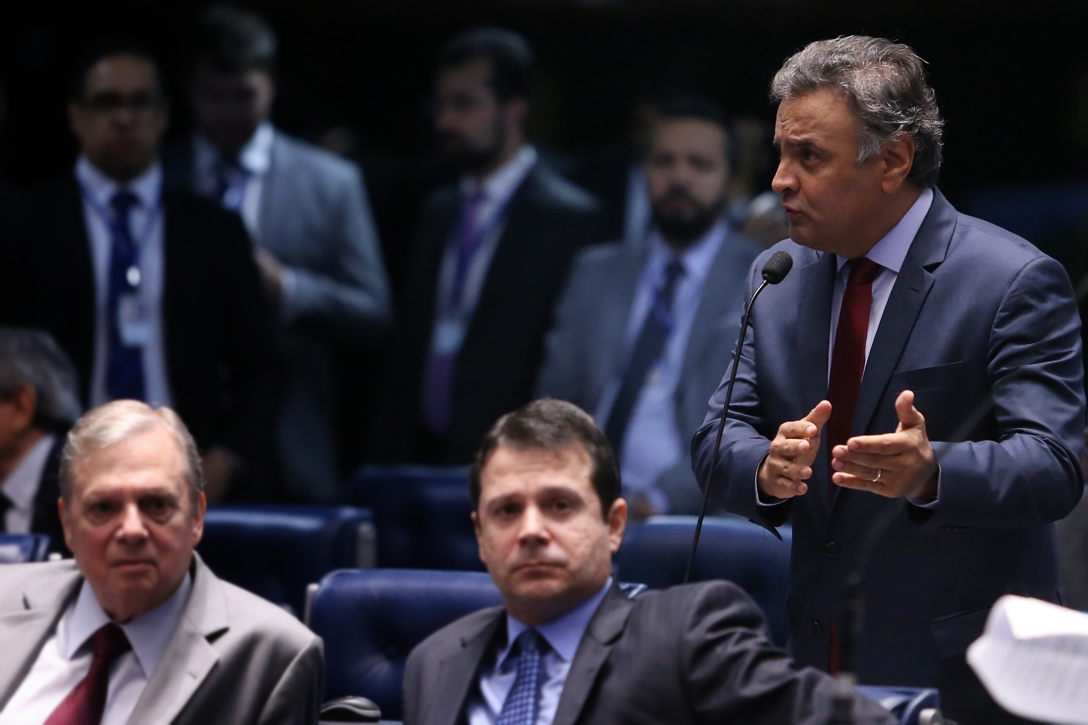 Aécio Neves Senado