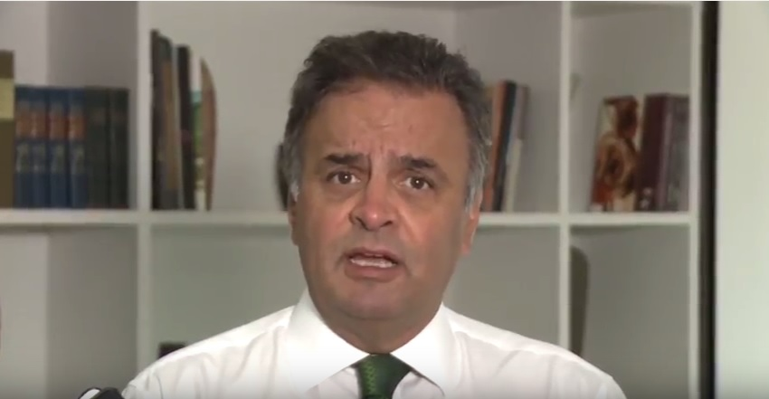 Aécio Neves entrevista
