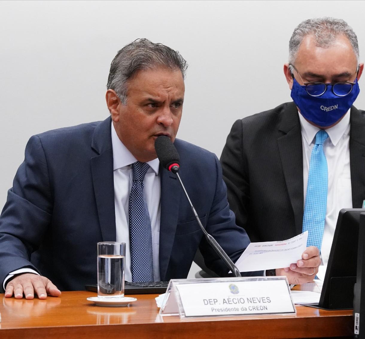 Fotos: Alexssandro Loyola - Liderança do PSDB na Câmara